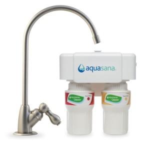 Aquasana Under Sink water system