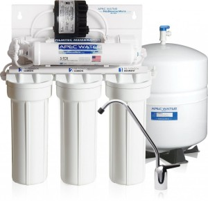 APEC RO-PERM Water filter reviews