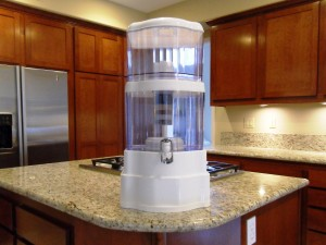 Best Countertop Water Filtration System in 2015