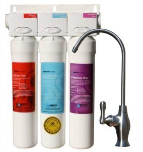 Watts UnderSink Water Filter top model