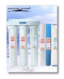 best Crystal Quest Water filter