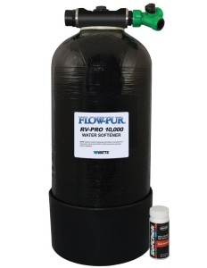 Watts RV Pro portable water softener