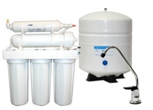 AMI Complete Home Reverse Osmosis System
