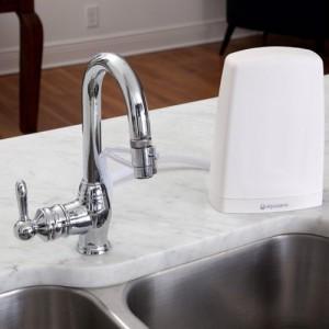 Aquasana CoutnerTop Water Filter Reviews