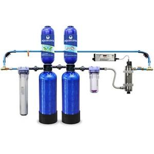Rhino Wholehouse Water Filter with Aquasana