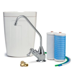 Under Counter Water Filter by Aquasana