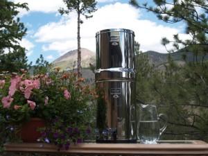Crown Berkey Water Filtration System