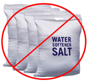 The best top-rated water softener not using salt.