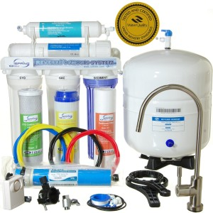 iSpring 75FPD reverse osmosis water filtration system