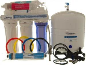 iSpring RCC7AK Reverse Osmosis filter package