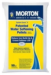 Morton Water Softener Pellets