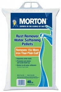 Morton Rust Removing Pellets