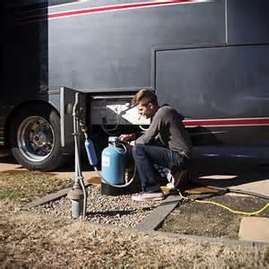 Portable RV Water Softener