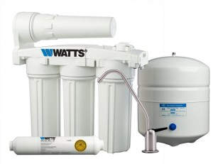 Watts Premier Reverse Osmosis Filter System